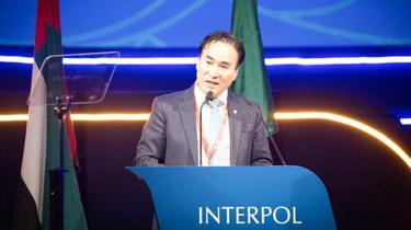 Глава Интерпола