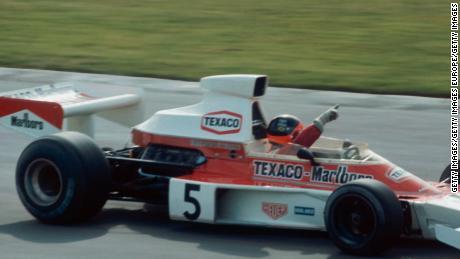 McLaren M23 фото
