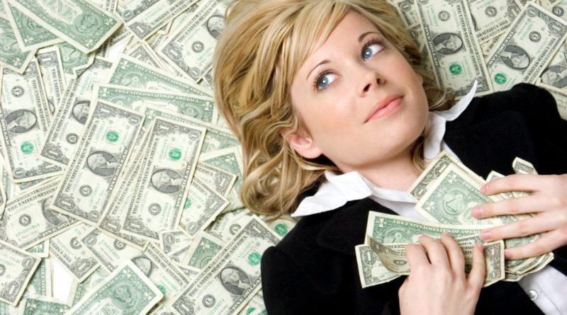 богатые женщины