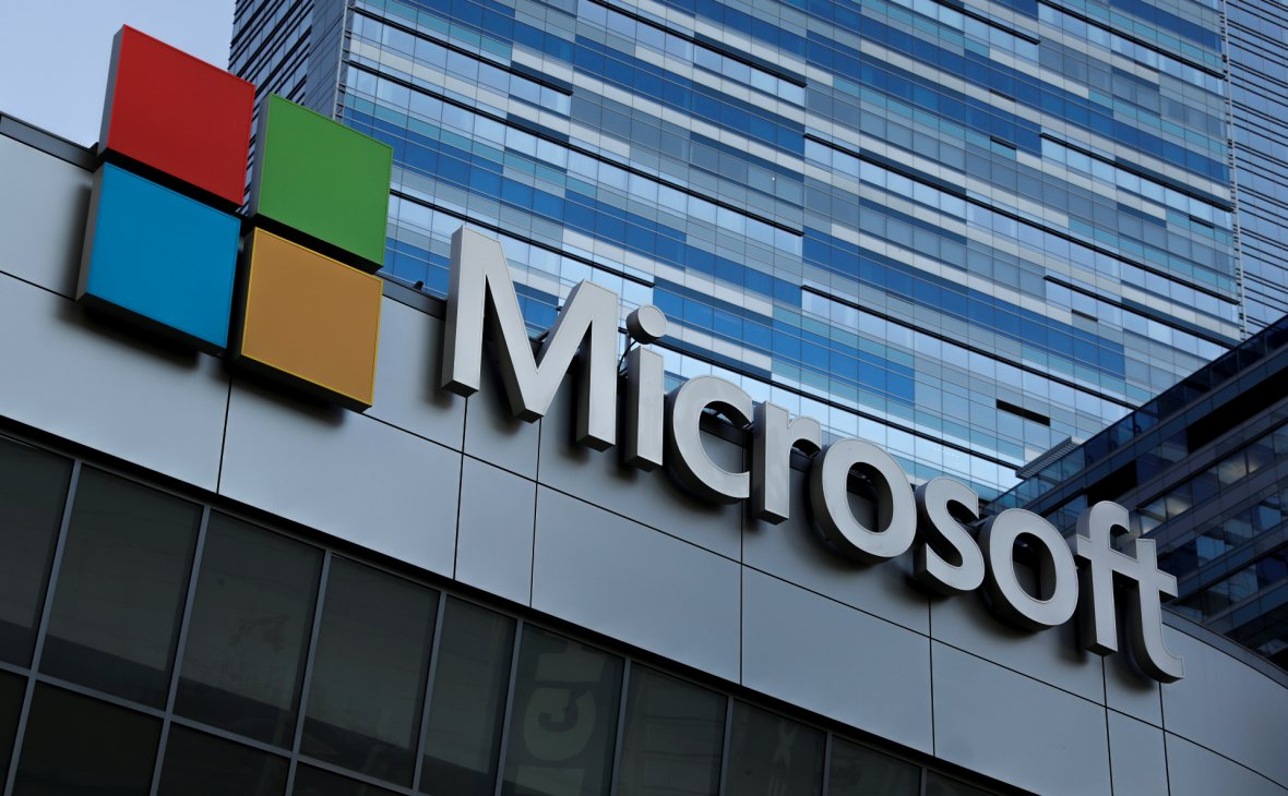 Microsoft обошёл Apple