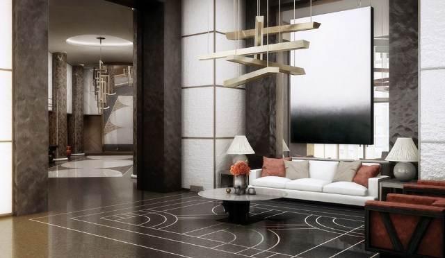 пентхаус Sky Penthouse проект