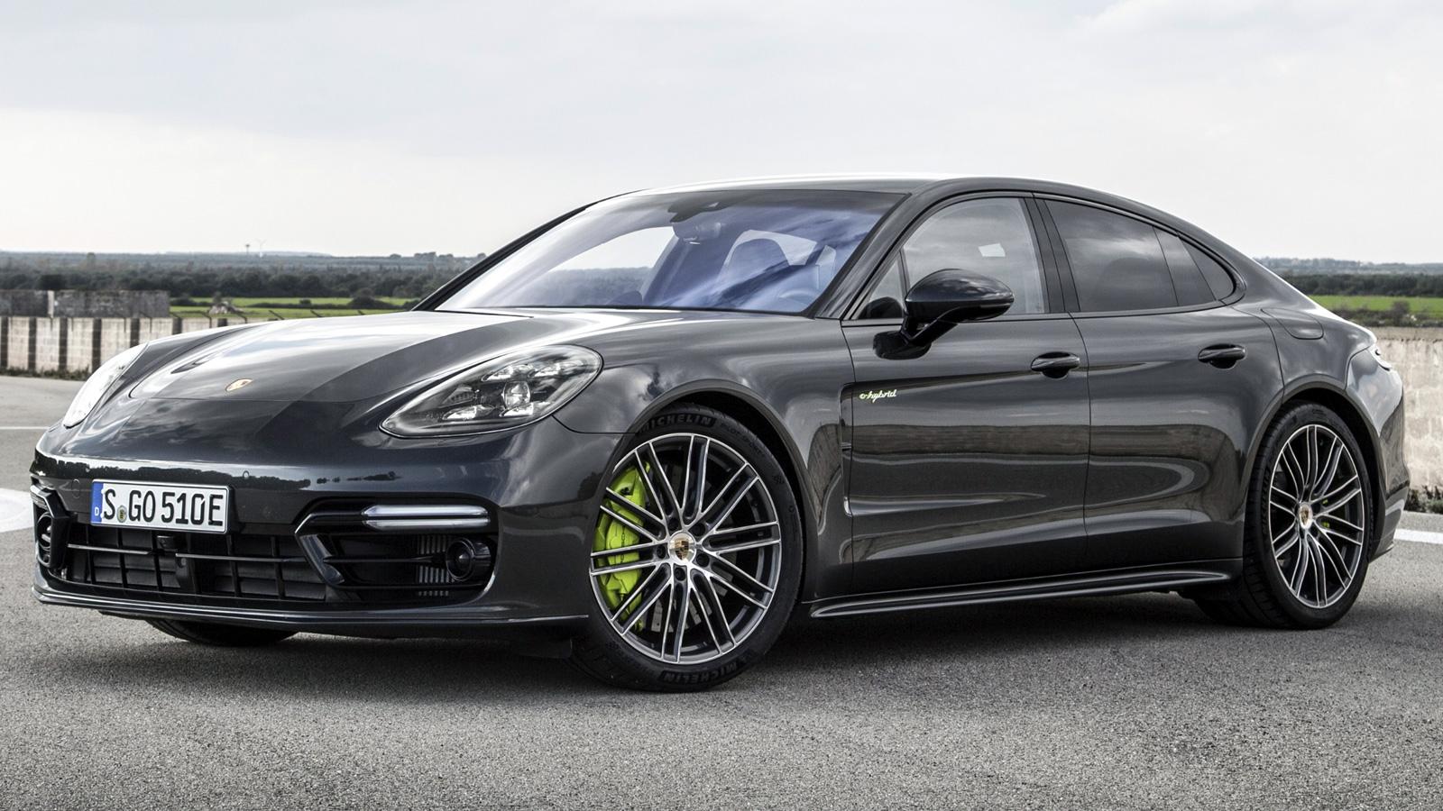 Porsche Panamera -красивейший автомобиль
