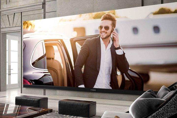 4-к телевизор фото