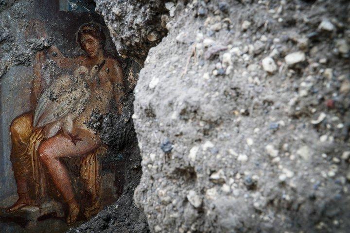 2000 летняя фреска