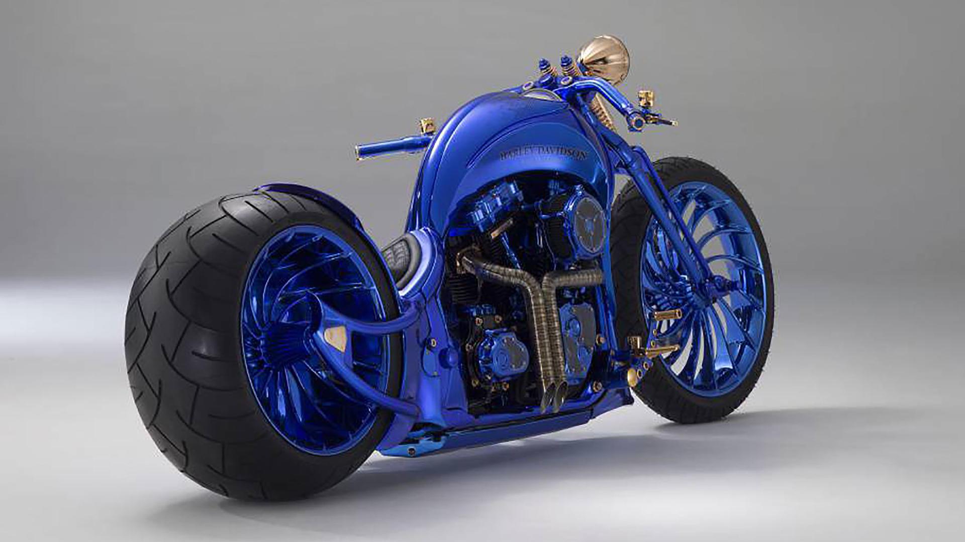 Самый дорогой мотоцикл  красота