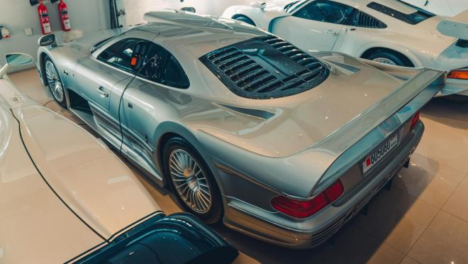 Mercedes AMG CLK GTR