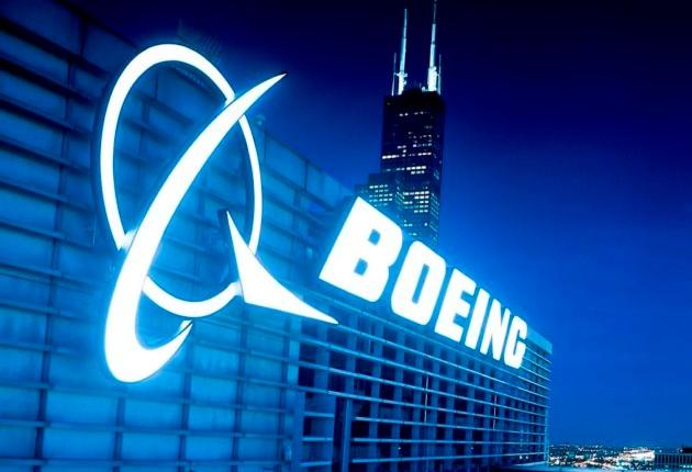 акций Boeing