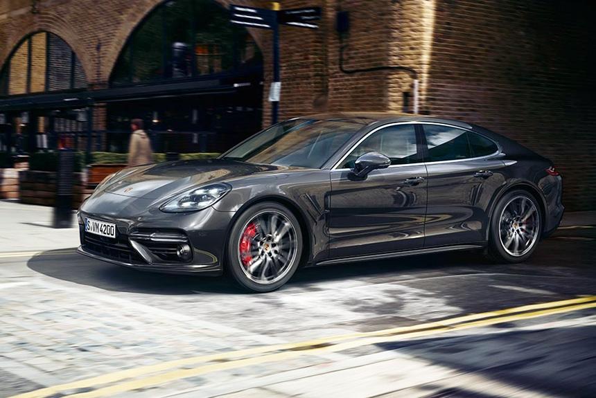 Porsche Panamera - самый цитируемый автомобиль
