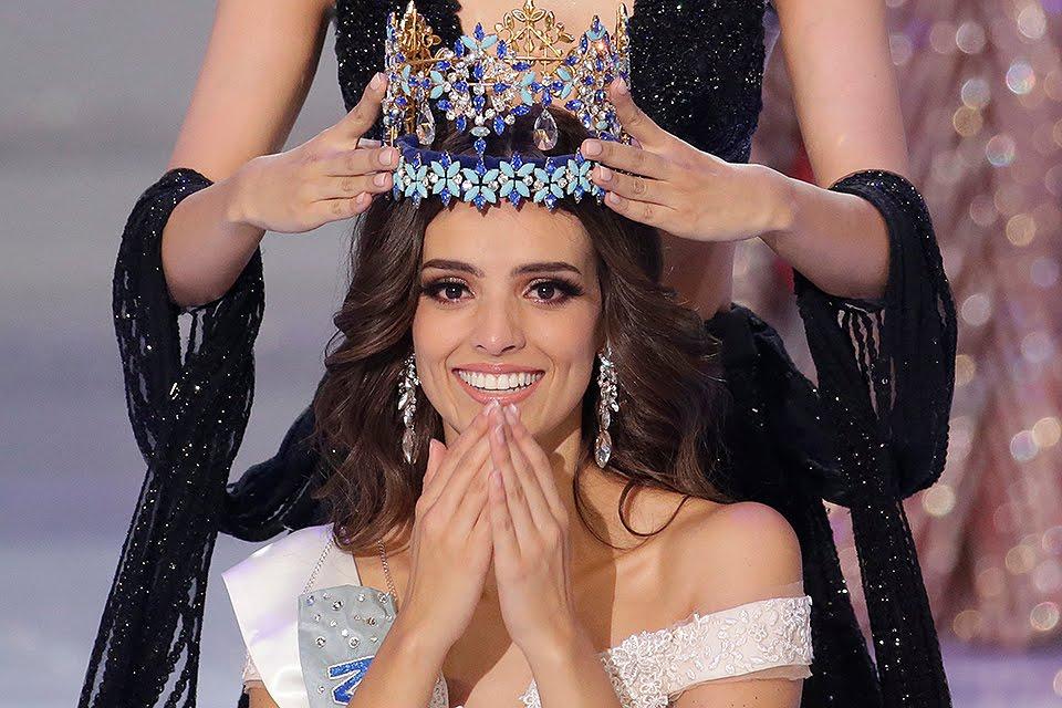Мисс мира 2018