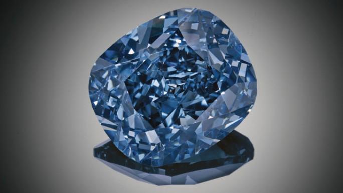 голубые бриллианты цены