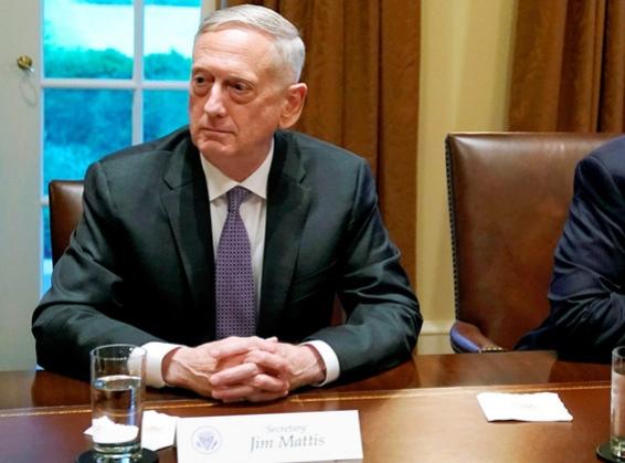Глава Пентагона