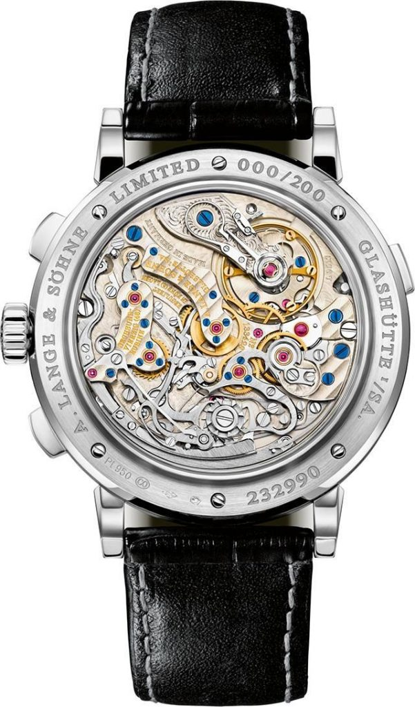 часы A.Lange & Sohne Datograph Lumen Up-Down