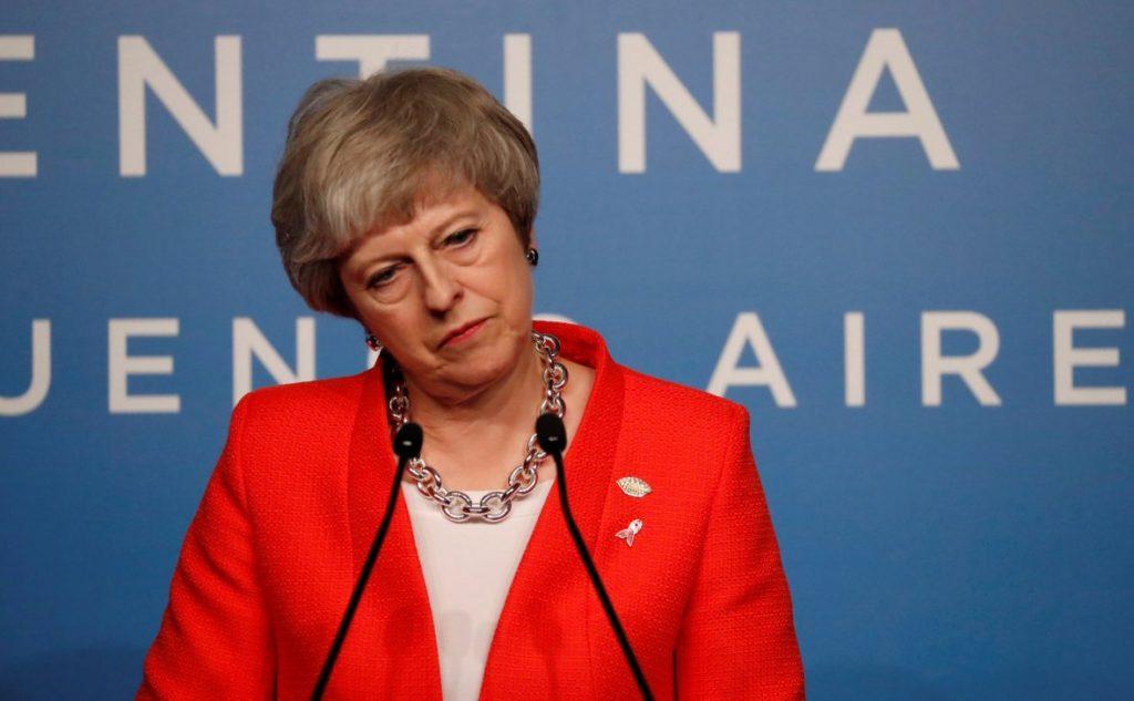 провала Brexit