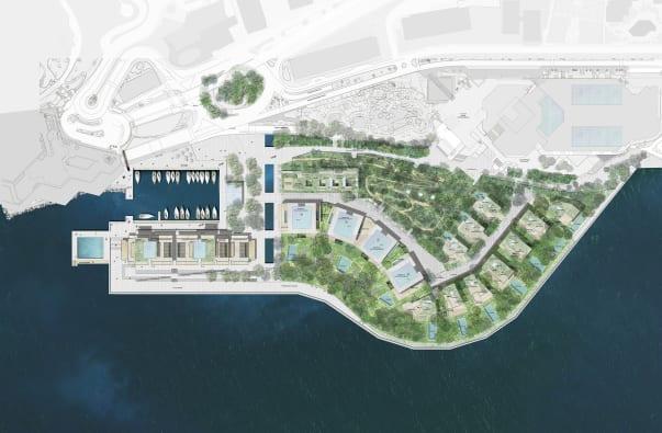 Монако расширит план