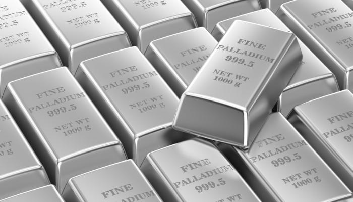 Золото уступило лидерство палладию