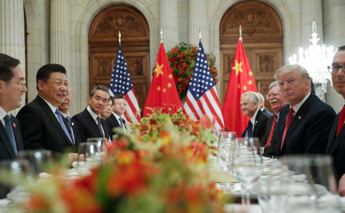США и Китай договорились