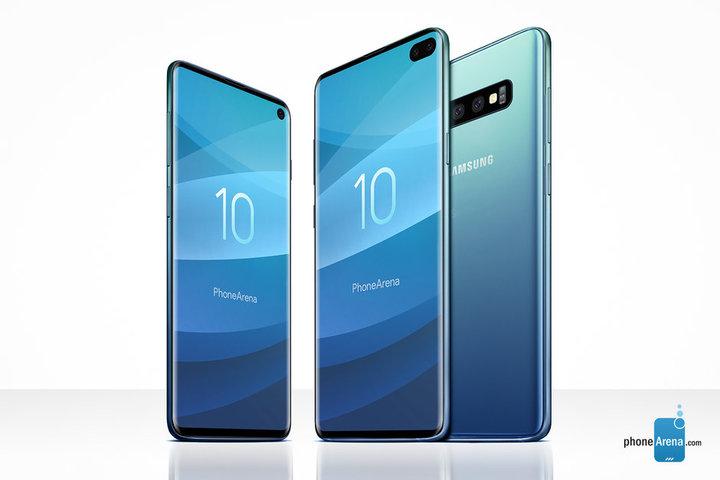 Samsung S10 и s10+