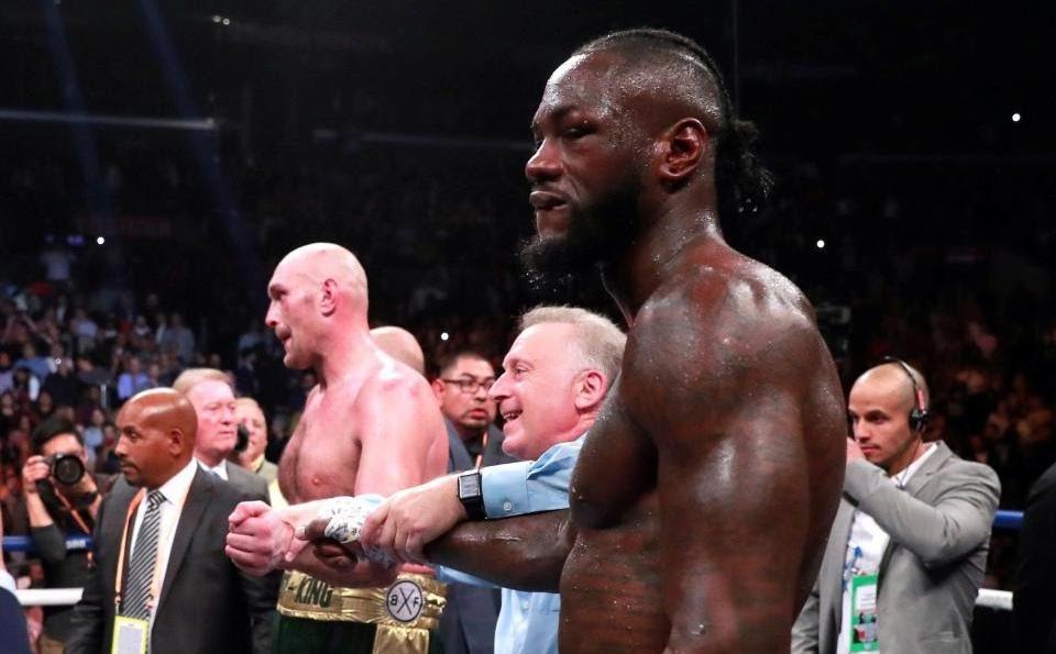 Непобеждённые чемпионы