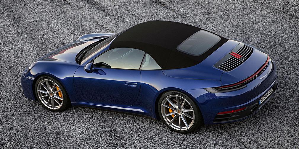 Porsche 911 обзор