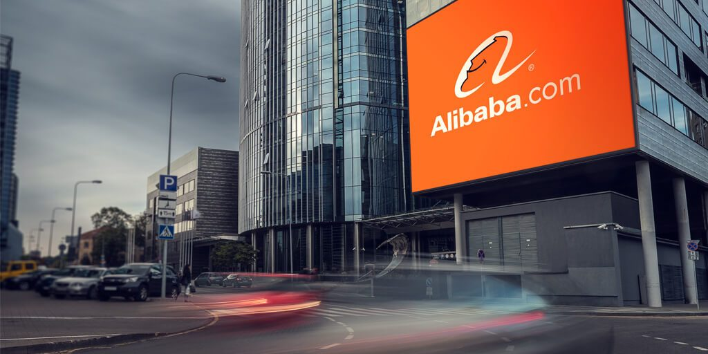 росту Alibaba