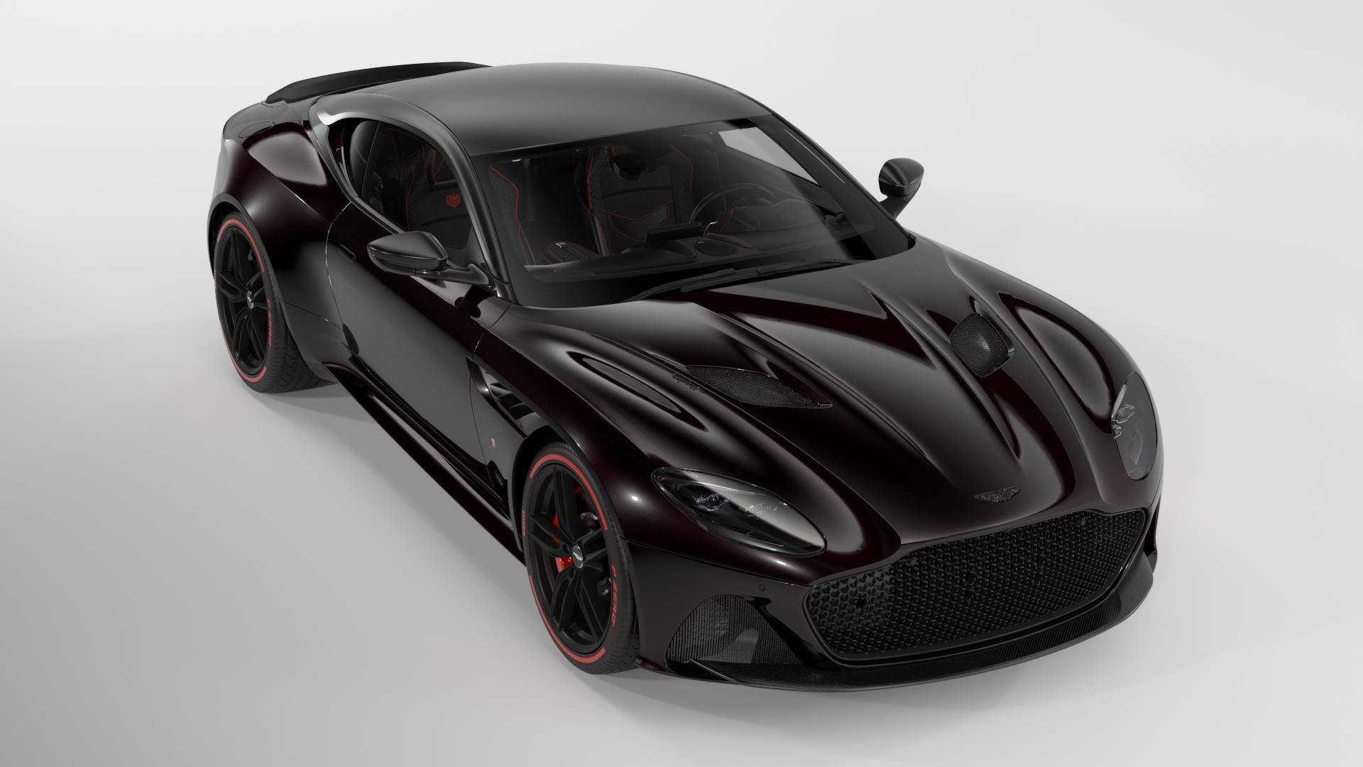 Aston Martin DBS Superlegera