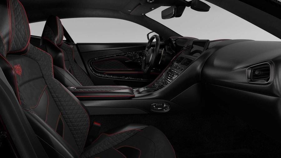 характеристики Aston Martin DBS Superlegera
