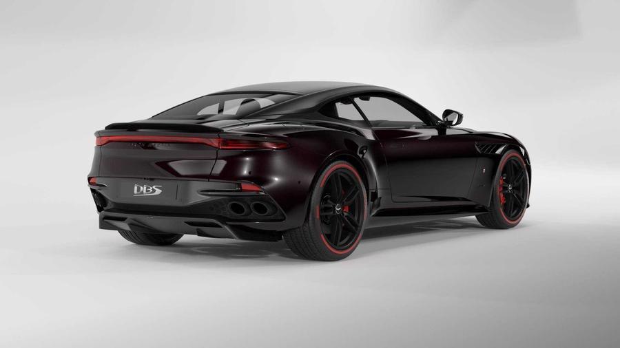 обзор Aston Martin DBS Superlegera