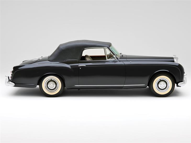 стоимость 1956 Bentley S1 Continental Drophead Coupe
