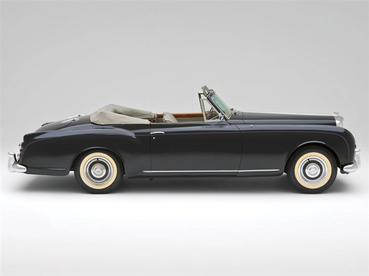 характеристики 1956 Bentley S1 Continental Drophead Coupe