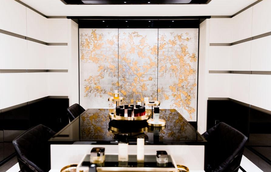 красота и спа-салон Chanel