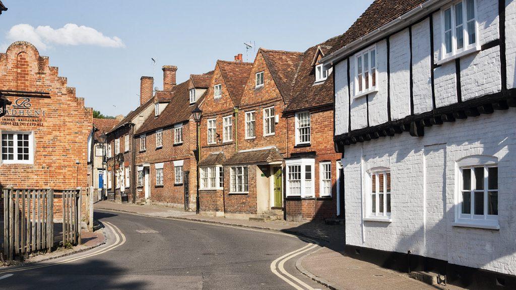 рынка жилья Британии