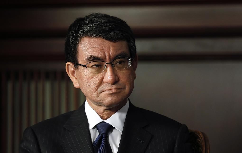 Министр иностранных дел Японии