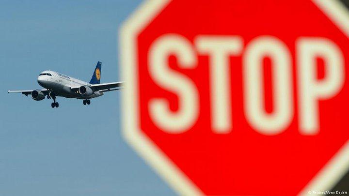 Забастовки в аэропортах