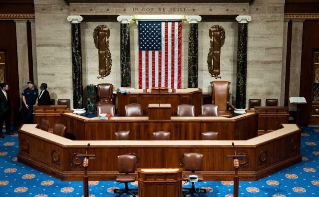 Палата представителей США