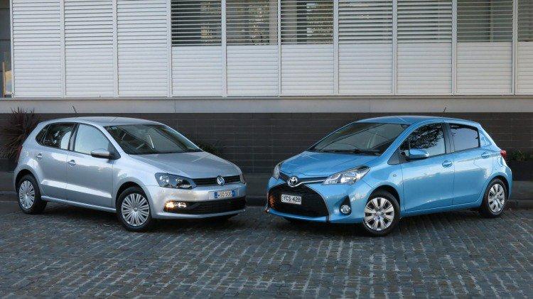 Тройка крупнейших автопроизводителей