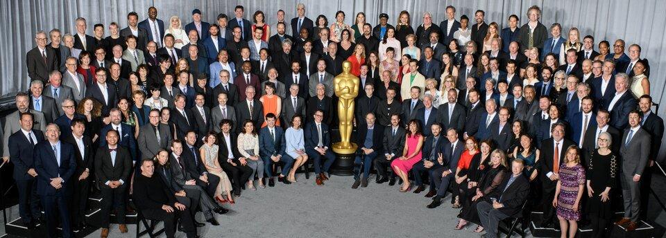 Фотография всех номинантов