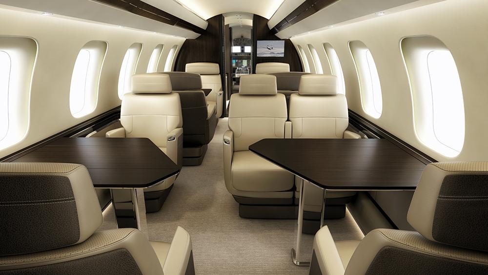 обзор Bombardier Global 7500