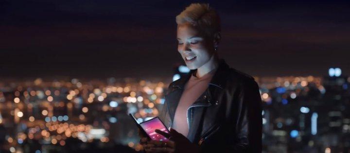 Складывающийся Samsung