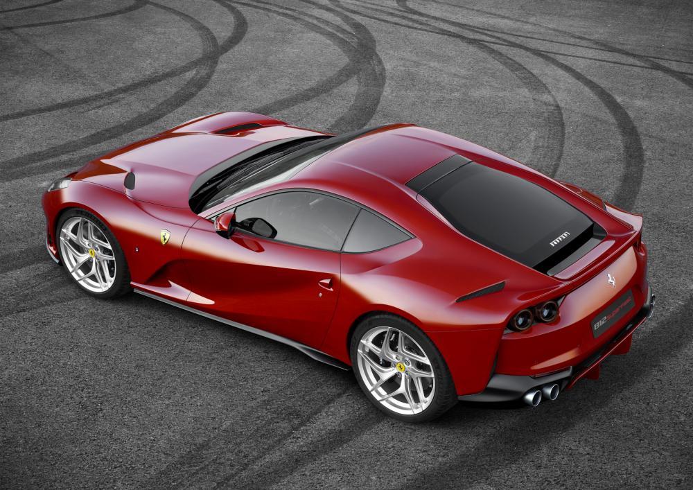 Акции Ferrari