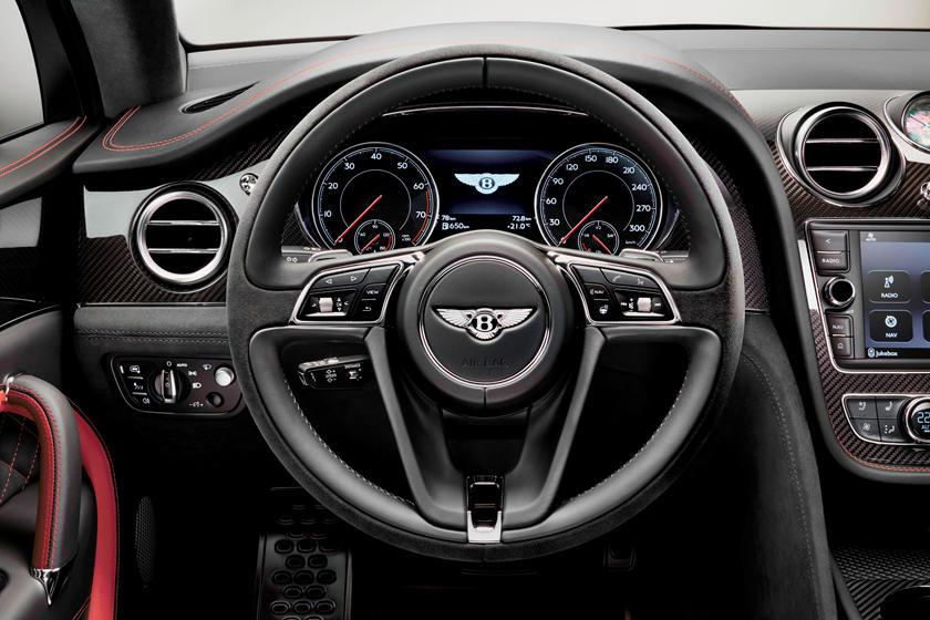 характеристики Bentley Bentayga Speed
