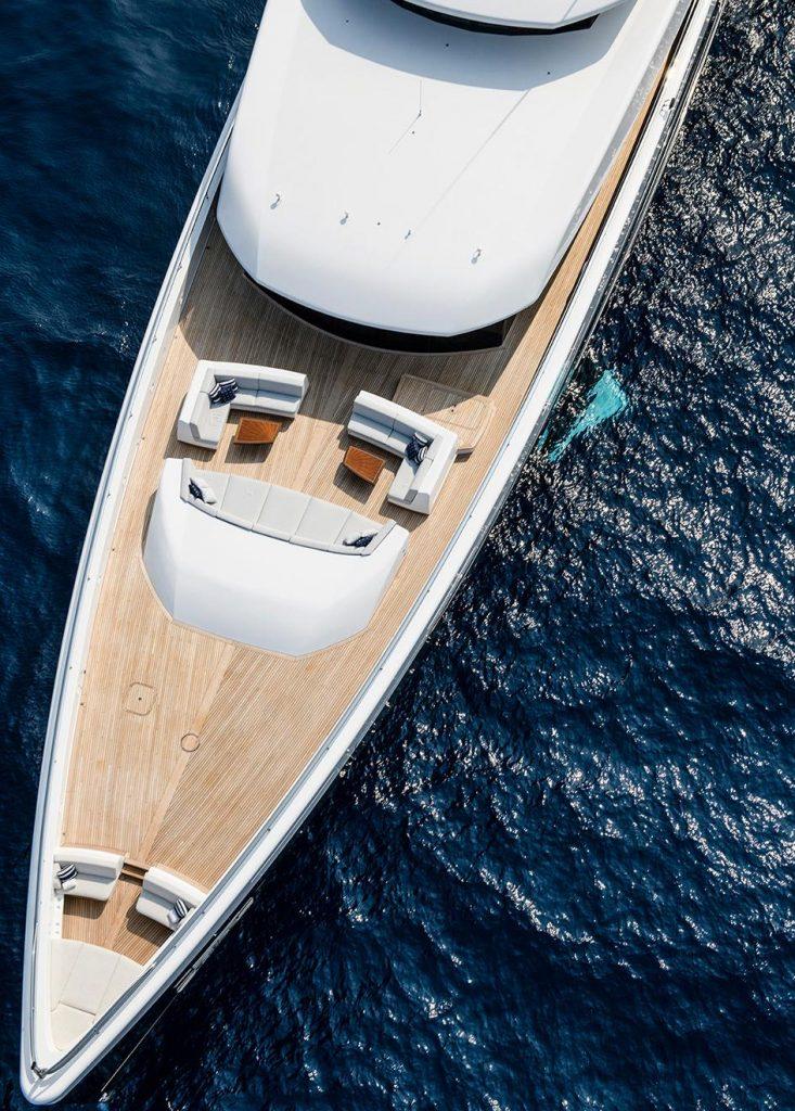 характеристики яхты Elandess