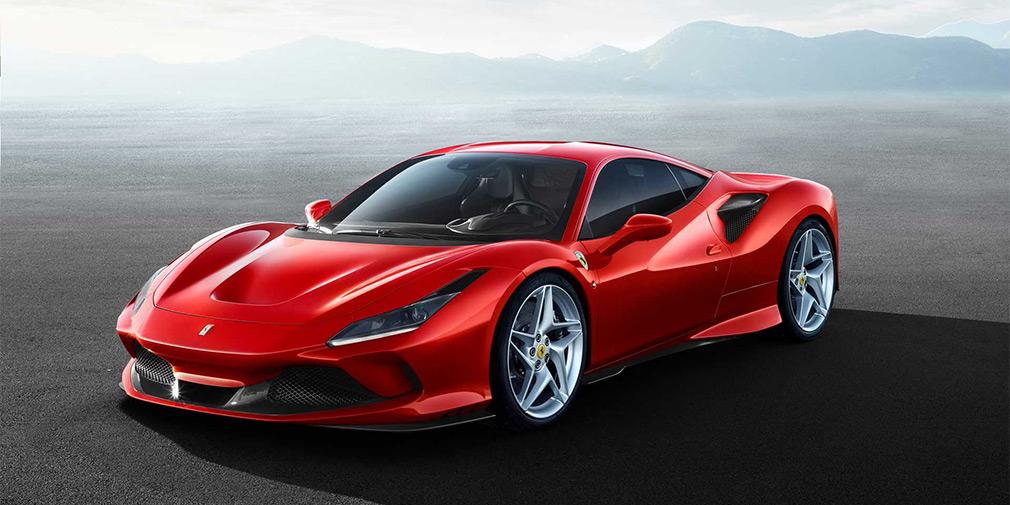 обзор Ferrari F8 Tributo
