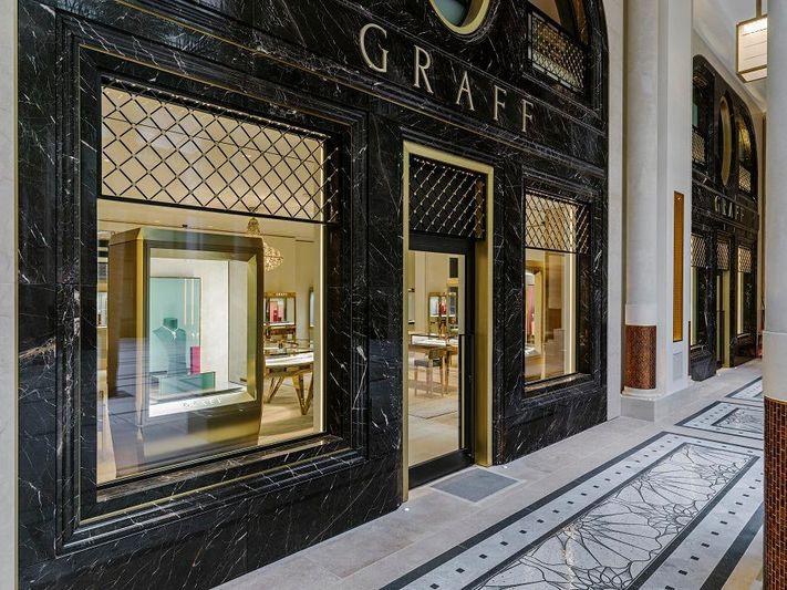 бутик GRAFF в Монте-Карло