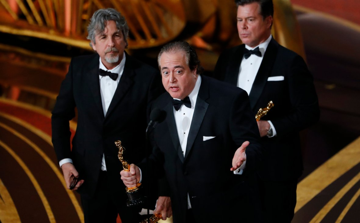 лауреаты кинопремии Оскар