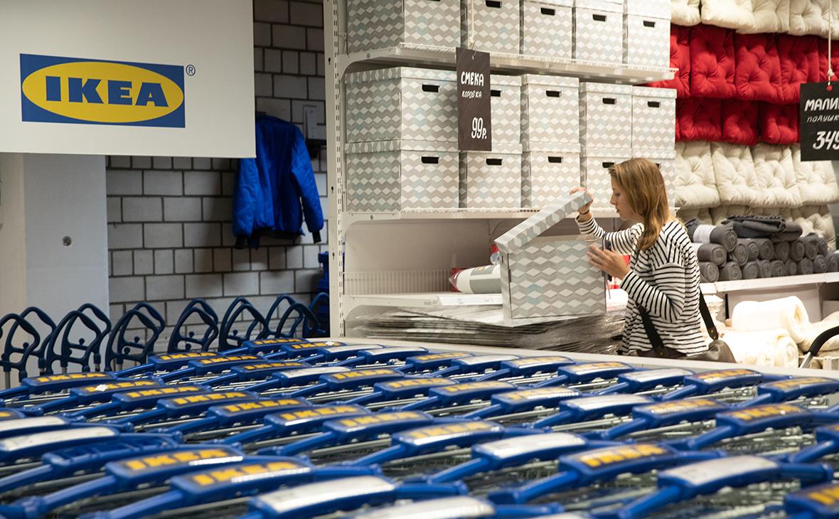 IKEA будет продавать