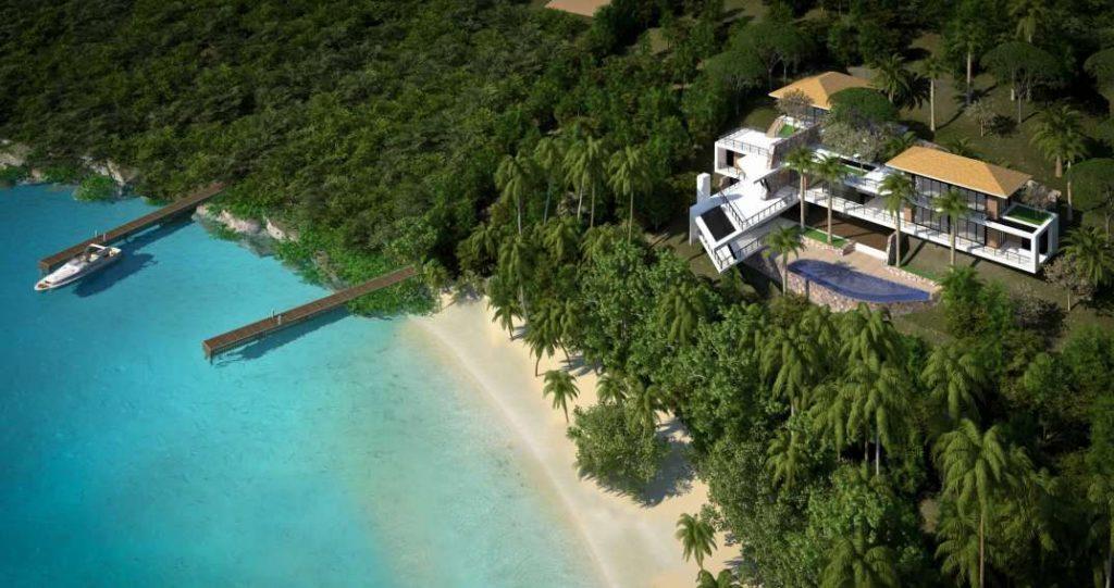 продажа острова