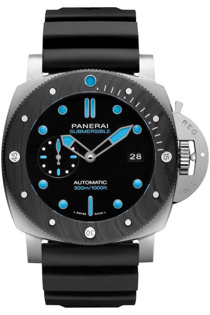 часы Panerai Submersible BMG-Tech