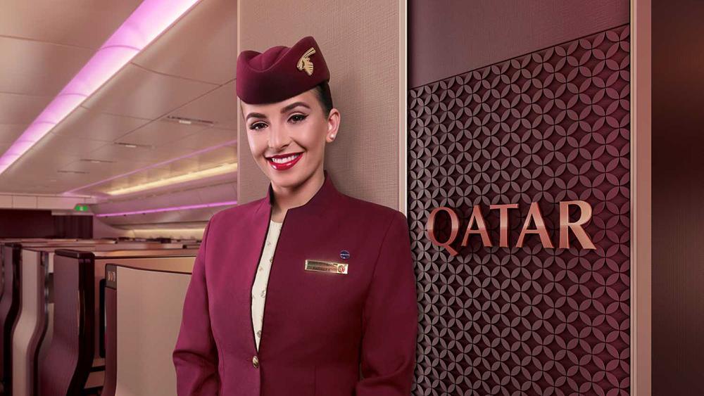 роскошный бизнес-класс от Qatar Airways