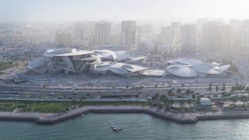 фото Национальный музей Катара
