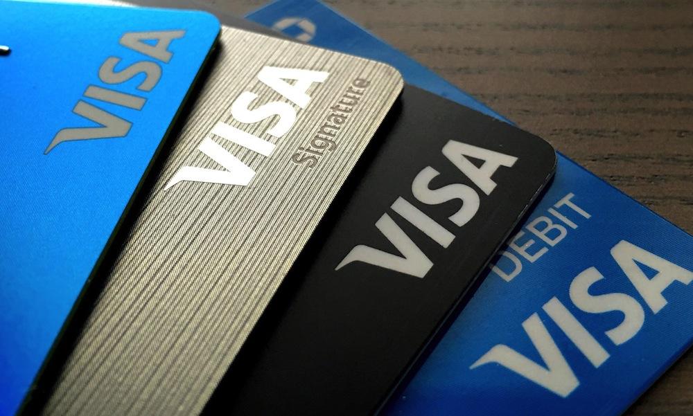 Visa бесконтактных платежей